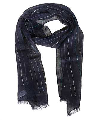 Paul Smith M1A/707E/AS14 STITCH STRIPE Scarf