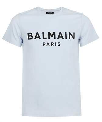 Balmain WH1EF000B114 PRINTED LOGO T-Shirt