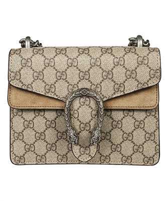 Gucci 421970 KHNRN DIONYSUS GG SUPREME Bag