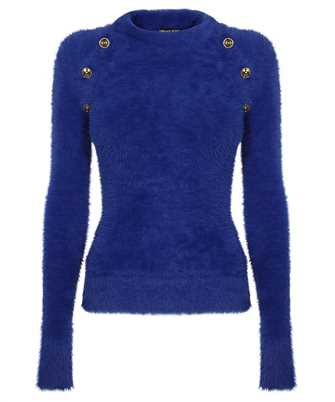 Versace Jeans Couture 71HAF823 CM07H BUTTON ACCENT Knit