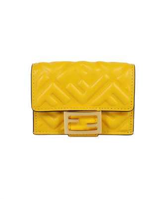 Fendi 8M0395 AAJD MICRO TRIFOLD Wallet
