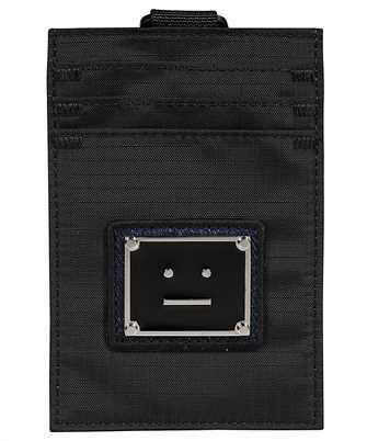 Acne FA UX ACCS000036 LOGO Card holder
