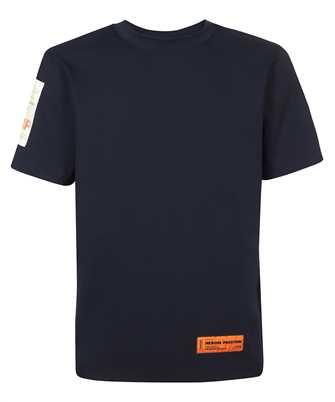 Heron Preston HMVA001F21JER001 LABEL ACTIVE SS T-shirt