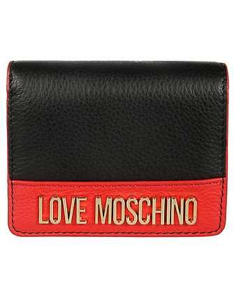 LOVE MOSCHINO JC5630PP18 LN0 BLACK Wallet
