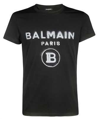 Balmain SH01601I256 T-shirt