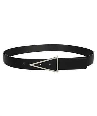 Bottega Veneta 619798 VMAU3 TRIANGLE PIN BUCKLE Belt