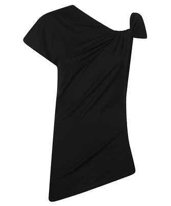 Alexander McQueen 646798 QLAA1 JERSESY KNOTTED T-shirt