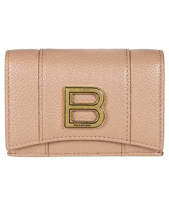 Balenciaga 600212 1IZHM MINI HOURGLASS Wallet