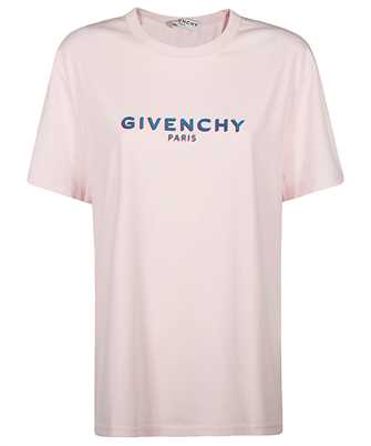 Givenchy BW707Z3Z4J PARIS T-shirt