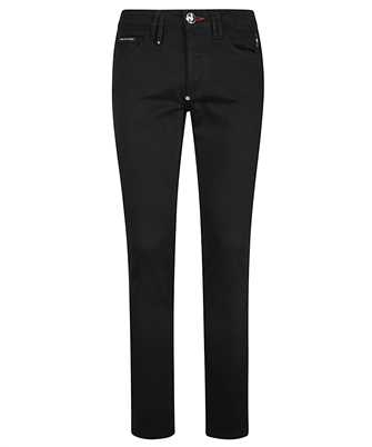 Philipp Plein F20C MDT2281 PDE004N SUPER STRAIGHT Jeans