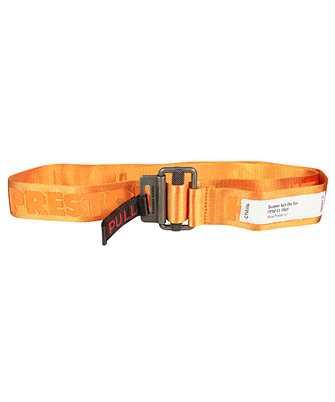 Heron Preston HMRB001F19620026 KK TAPE Belt