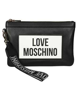 LOVE MOSCHINO JC4301PP0BKQ LOGO PATCH Bag