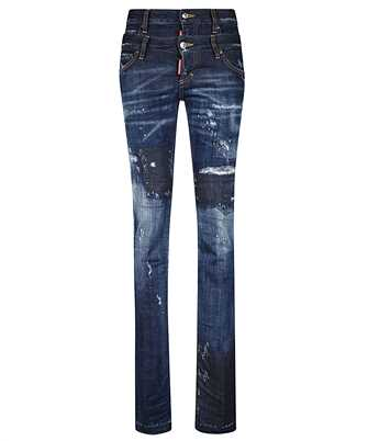 Dsquared2 S72LB0315 S30342 TWIN PACK STRAIGHT LEG SHARPEI Jeans