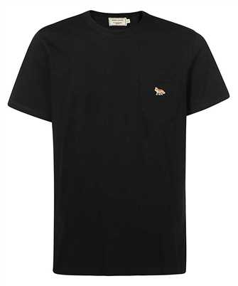 Maison Kitsune GM00116KJ0008 PROFILE FOX PATCH POCKET T-shirt