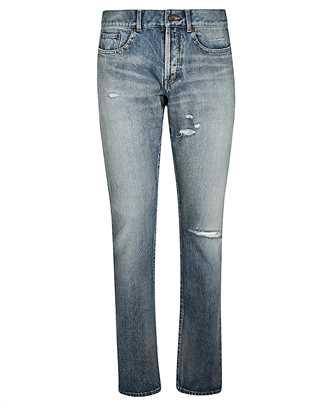 Saint Laurent 602712 YM372 SLIM Jeans