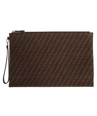 Fendi 8N0178 AFIS LARGE FLAT Bag
