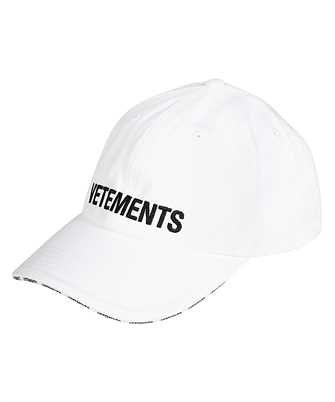 Vetements UAH20AC610 LOGO Kappe