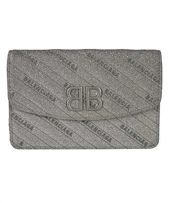 Balenciaga 561507 0XVBN BB ON CHAIN Bag