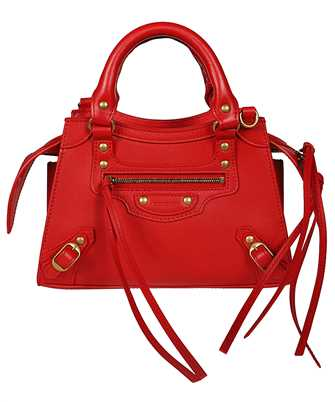 Balenciaga 638524 11R11 NEO CLASSIC TOP HANDLE MINI Bag