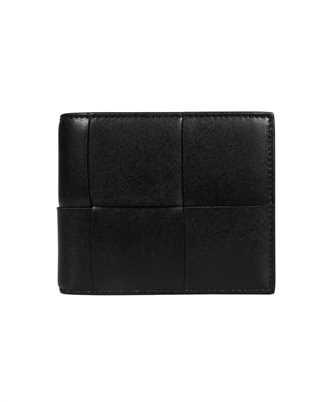 Bottega Veneta 649605 VBWD2 BILL FOLD Wallet