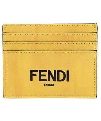Fendi 7M0164 ADP6 LEATHER Card holder