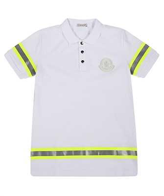 Moncler 8A702.20 8496W## Boy's polo