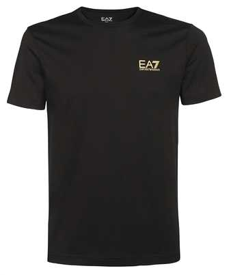 EA7 8NPT51 PJM9Z METALLIC LOGO T-shirt