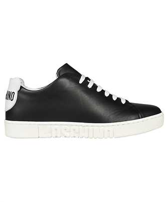 Moschino MB15022G1CGA RUBBER LOGO SOLE Sneakers