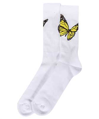 Palm Angels PMRA001S20395022 BUTTERFLY Socks