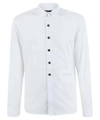 Balmain UH12473T006 FIT- PLASTRON WING COLLAR Hemd