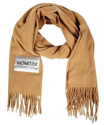 Moncler 3C000.12 595MA LOGO LABEL Scarf