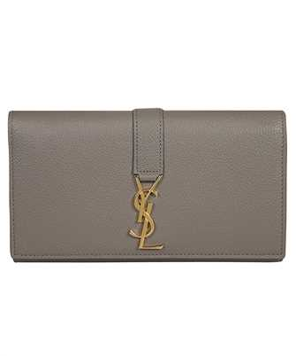Saint Laurent 414567 B680J LARGE FLAP Wallet
