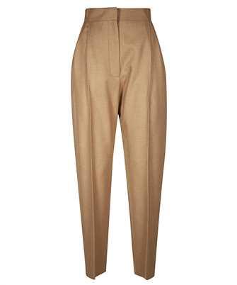 Alexander McQueen 629060 QKAAM CAMEL FELT Trousers