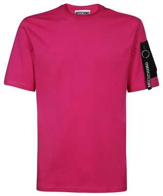 Moschino A 0731 7040 LOGO JERSEY T-shirt