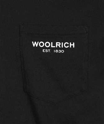Woolrich CFWOTE0037MR UT1486 POCKET T-shirt