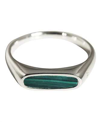 Tom Wood R75BML01 MARIO MALACHITE Ring