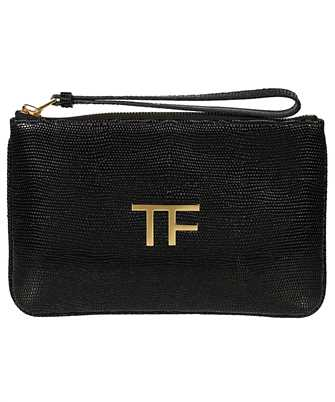 Tom Ford S0357T LCL097 LEATHER TF POUCH Bag