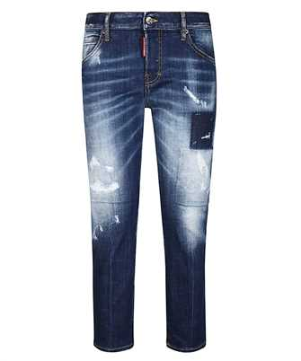 Dsquared2 S72LB0271 S30342 GIRL CROPPED Jeans