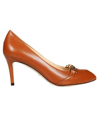 Gucci 645441 C9D00 POINTED 75MM Shoes