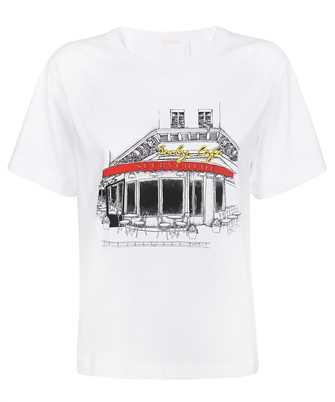 See By Chloè CHS21WJH02111 T-Shirt
