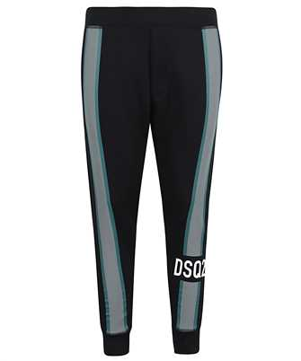 Dsquared2 S74KB0494 S23360 SIDE LOGO Trousers