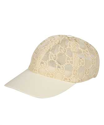 Gucci 579155 3HH87 GG EMBROIDERED Cap