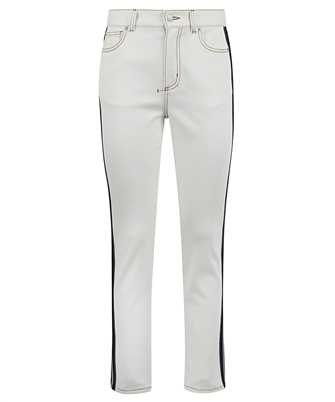 Alexander McQueen 650670 QMABA STRETCH DENIM FIT Jeans