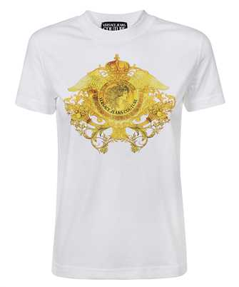 Versace Jeans Couture B2HWA730 30454 ROCOCO CRYSTAL MOTIF T-shirt