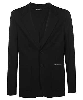 Givenchy BM307Y30HS SINGLE BREASTED LOGO Jacket
