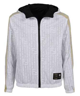 Fendi FAA817 A521 RAIN MESH Jacket