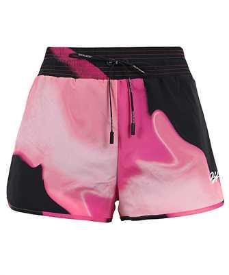 Off-White OWVH013R21FAB002 ATHLEIS PRINTED Shorts
