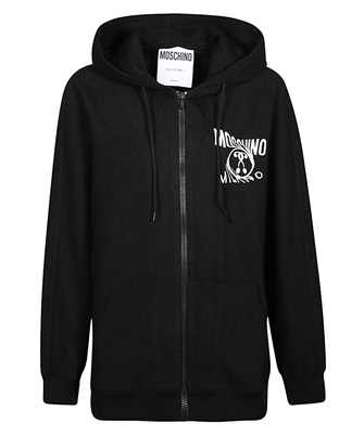 Moschino 1724 0528 DOUBLE QUESTION MARK Hoodie