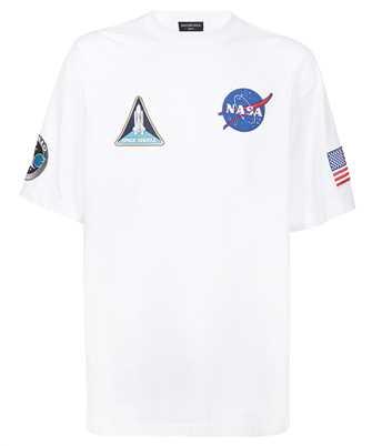 Balenciaga 651795 TKVD7 SPACE BOXY T-shirt