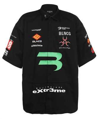 Balenciaga 663057 TKP04 GAMER Shirt